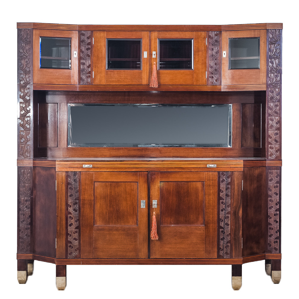 August Ungethüm Dining Room Cabinet