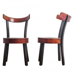 Pair of Szék és Faárugyár chairs