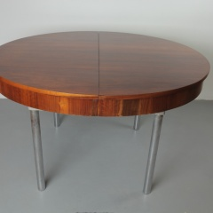 Bauhaus style dining table